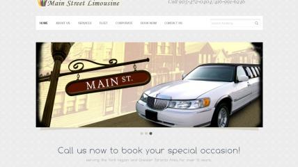 main street limousine